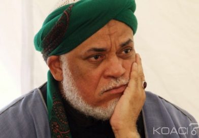 الوزير صيف محمد الأمين يزور الرئيس السابق أحمد عبد الله سامبي في معتقله للاطمئنان على صحته