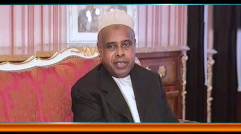 الرئيس محمد تقيّ آلام الزّمان