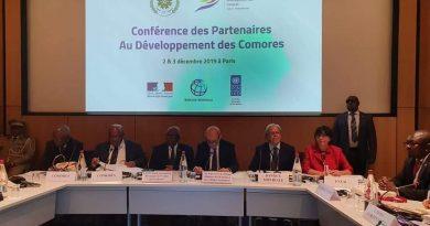 مؤتمر الشركاء: المجمتع الدولي يوافق على خطة الحكومة لتأسيس دولة ناشئة بحلول  عام ٢٠٣٠