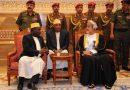 الرئيس غزالي يوفد وزير المالية لتعزية الشعب العماني الشقيق في وفاة السلطان قابوس