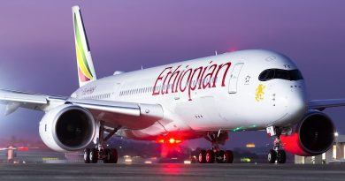 الخطوط الجوية الأثيوبية ترفض نقل مواطنين قمريين من مطار شينغهاي  بالصين