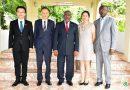 الرئيس غزالي يعبر لسفير الصين عن تضامن القمريين مع الشعب الصيني