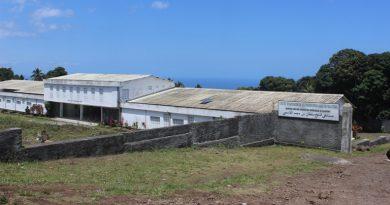 مستشفى القاسمي المركزي في جزر القمر تتسلم 8 غرف إضافية جاهزة من الصين