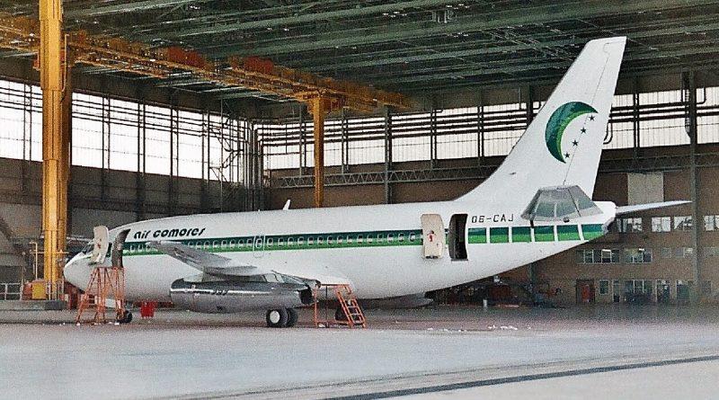 شركة الطيران الوطنية ترى  النور في الأول من يناير 2022