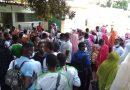 ما هي قصة مظاهرة  طلاب مدرسة فومبوني  الثانوية بالأمس