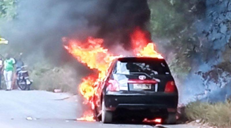 حوادث السيارات تحول دون الاستمتاع بنهاية الأسبوع في أنجوان